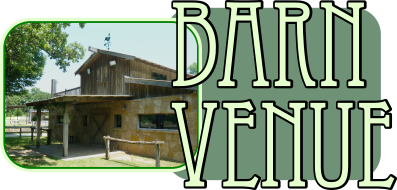 See our Barn Venue...
